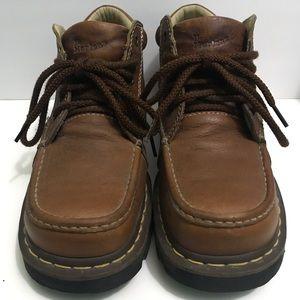 Dr. Martens Shoes - Dr.Martens Kyle Lace Up Air Cushioned Soles Boots